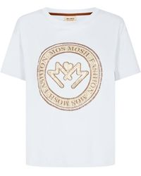 Mos Mosh Leah Toppe138410 - Blanc
