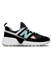 New Balance Shoes Ms574 - Zwart