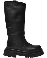 AMI Riding Boots - Zwart