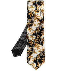 Versace Tie - Geel