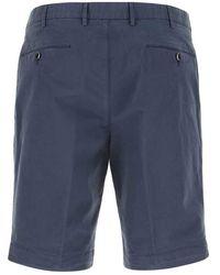 Mc2 Saint Barth Bermuda Shorts Azul