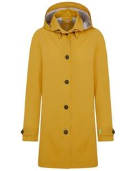 Save The Duck April Coat - Geel