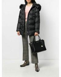 Peuterey Coat Negro