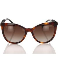 Chanel Butterfly Tinted Sunglasses - Bruin