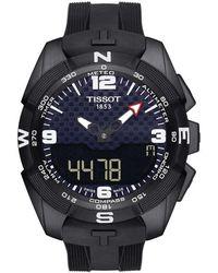 Tissot T-Touch Expert Solar watch - Schwarz