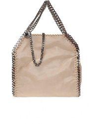 Stella McCartney 'falabella' Shoulder Bag - Naturel