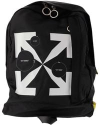 Off-White c/o Virgil Abloh Backpack - Zwart