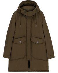 OOF WEAR Winter Coat - Verde