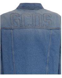 Gcds Jacket - Bleu