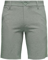 Only & Sons Mark Shorts Gw 8669 Noos - Groen