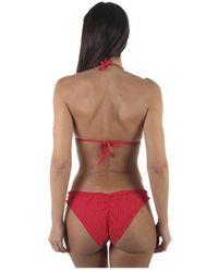 Pepe Jeans Susan - Bikini Top Rojo