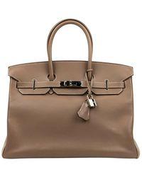 Hermès Birkin - Marrone