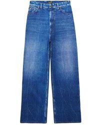 Balenciaga Jeans - Blauw