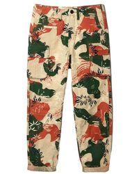Denham Buffalo trousers - Neutre