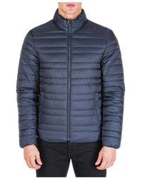 Michael Kors Men's Outerwear Jacket Blouson Reversibile - Blauw