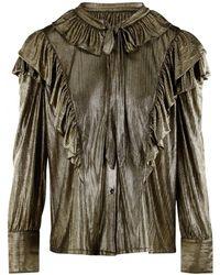 Antik Batik Gowly Shirt - Geel