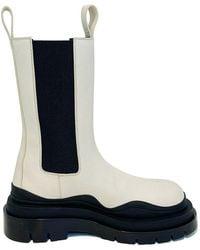 Bottega Veneta Boots - Neutro