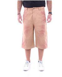 Jacquemus 205Pa0801764 bermuda shorts - Neutre