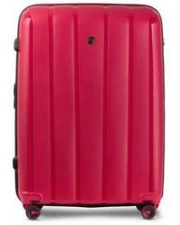 Conwood Pacifica luggage Superset S+m Persian Red - Rood