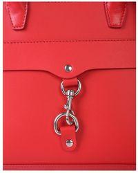 Rebecca Minkoff Satchel BAG Rojo
