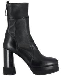 Premiata Platform boots m5977 - Negro