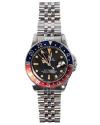 Rolex Gmt Master Pepsi Watche - Grijs