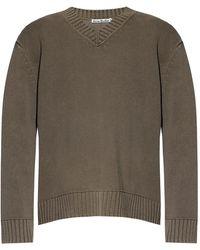 Barbour Pull tricoté - Vert