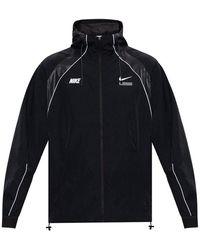 Nike - Giacca con cappuccio - Lyst
