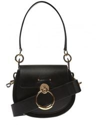 Chloé 'tess' Shoulder Bag - Zwart