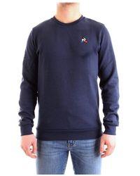 Le Coq Sportif Sweatshirt - Blauw