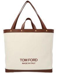 Tom Ford Bag - Naturel