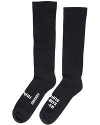 Rick Owens Drkshdw Drk Socks - Zwart