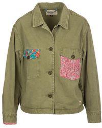 Roy Rogers Jacket - Verde