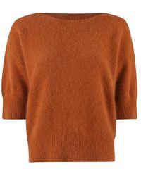 Six Ames Knitwear - Orange