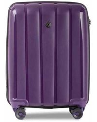 Conwood Pacifica 55 Cm Crown Jewel Cabin Suitcase - Paars