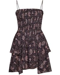 Étoile Isabel Marant - Open-shoulder Dress - Lyst