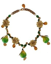 Dolce & Gabbana - Necklace - Lyst