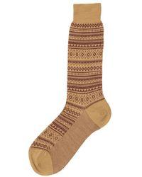 Be Soft Men's Socks - Naturel