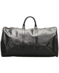 Louis Vuitton - Epi Keepall 55 in pelle - Lyst