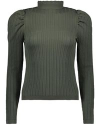 ONLY L/s Pullover Trui - Groen