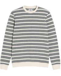 Homecore These Stripes Sweatshirt - Grijs