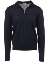 Fedeli - Sweater - Lyst