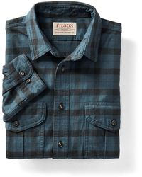 Filson Shirt Azul