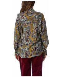 Souvenir Clubbing Shirt V30A0940 - Jaune