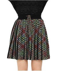 Missoni Mini Skirt - Groen
