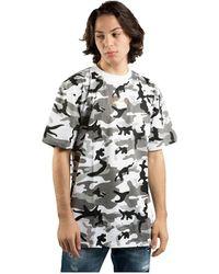 Karlkani T-shirt - Bruin