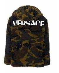 Versace Coat - Vert