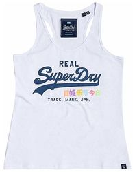Superdry Shirt - Wit