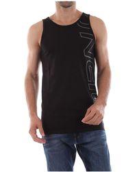 O'neill Sportswear 9a1906 Tanktop T Shirt And Tank Men Black - Zwart