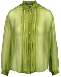 Attic And Barn Shirt - Vert